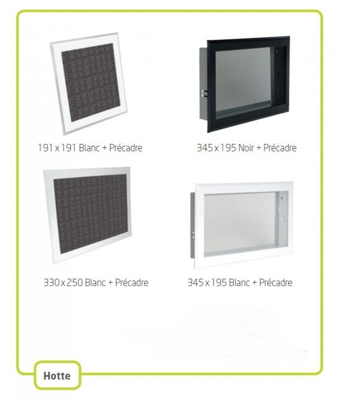 grille d'air chaud pour cheminée - poêles & accessoires - Caisson De Decompression Pour Insert