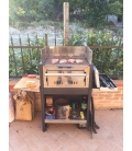 Barbecue charbon CLEMENTI Carbon