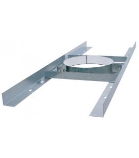 Support plancher double paroi