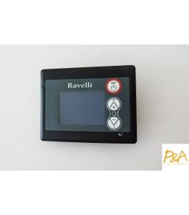Tableau de commande 3 touches RAVELLI